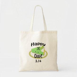 Cute Happy Pi Day Tote Bag