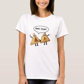 Cute Happy Purim Hamantaschen T-Shirt