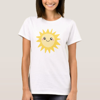 Cute Happy Sun T-Shirt