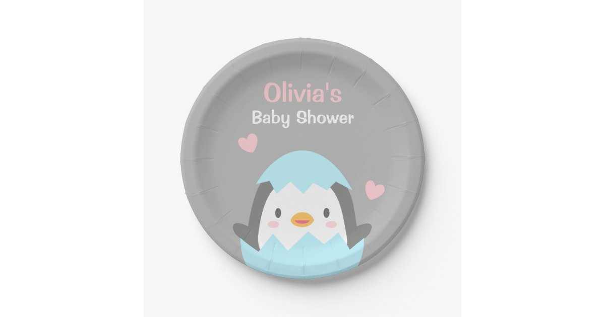 Penguin Baby Shower Party Supplies – diabetesmang.info