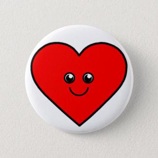 Cute Heart Button