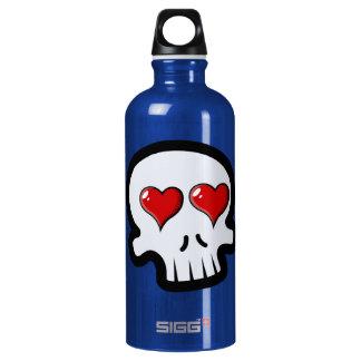 Cute Heart Skulls Cartoon SIGG Traveler 0.6L Water Bottle