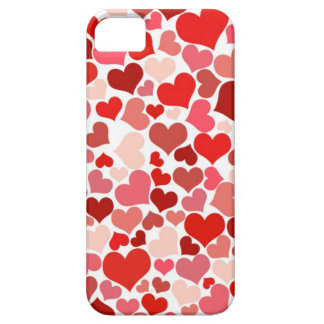 Cute Hearts iPhone 5 Covers