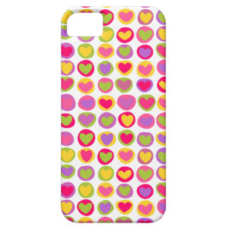 Cute Hearts iPhone 5 Case