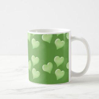 Cute hearts - Mug