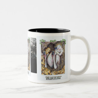 Cute Hedgehog Birthday Mug January
