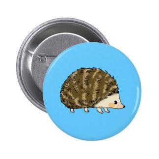 Cute hedgehog buttons