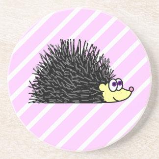 Cute Hedgehog Cartoon Coasters