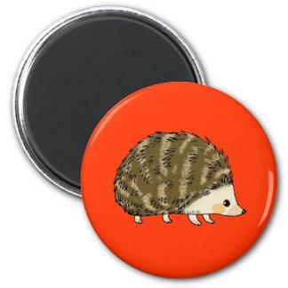 Cute hedgehog fridge magnets