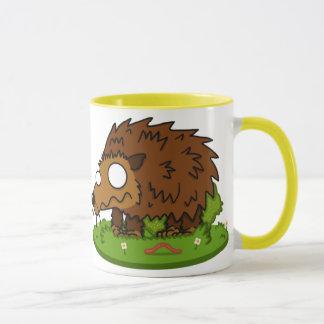 Cute Hedgehog Mug