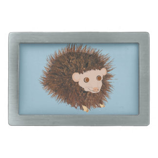 Cute hedgehog products add name belt buckle