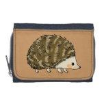 Cute hedgehog wallets