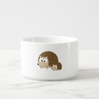 Cute Hedgehogs Bowl