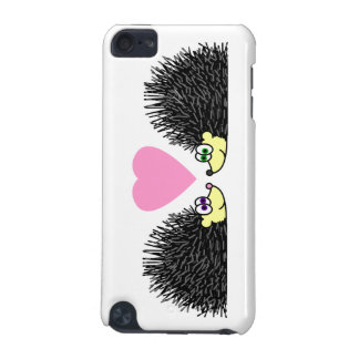 Cute Hedgehogs In Love iPod Touch (5th Generation) Cover