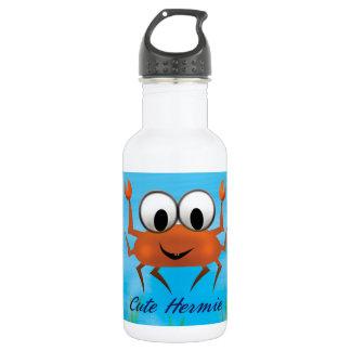 Cute Hermie,Multiple Selected 18oz Water Bottle