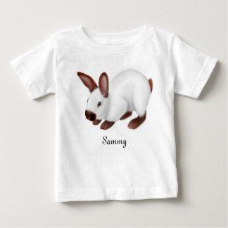 Cute Himalayan Bunny Rabbit Baby Shirt