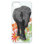 Cute Hippie Elephant iPhone5 cases iPhone 5 Cases