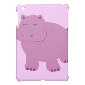 Cute Hippo iPad Mini Cases