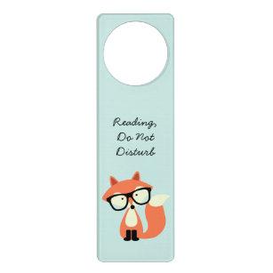 fox door hangers zazzle