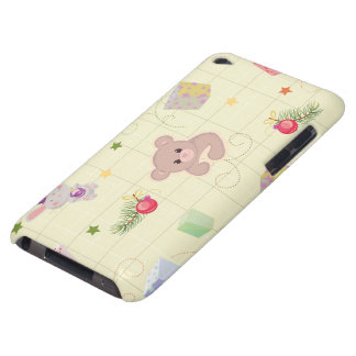 Cute Holiday Barely There iPod Case