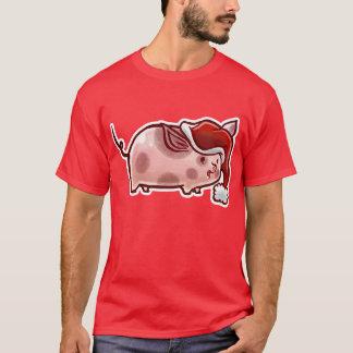 Cute Holiday Pig T-Shirt
