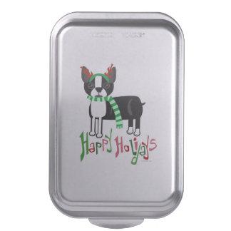 Cute Holiday Pup Cake Pan