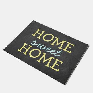 Cute Home Sweet Home Door Mat