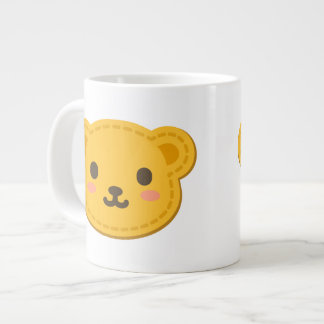 Cute Honey Bear Large Coffee Mug