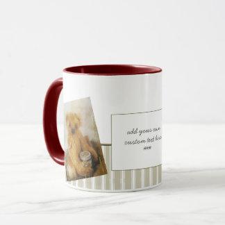 Cute Honey Bear Teddy Personalized Mug