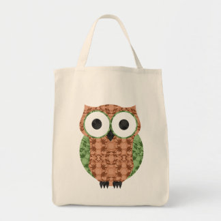Cute Hoot Owl Bag