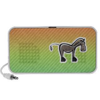 Cute Horse; Colorful Mini Speakers