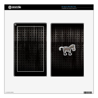 Cute Horse; Cool Decal For Kindle Fire