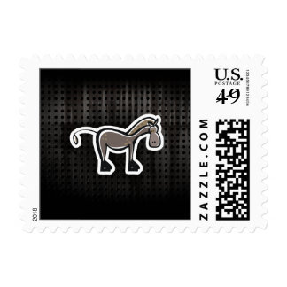 Cute Horse; Cool Stamps