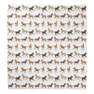 Cute Horse Foals Bandana