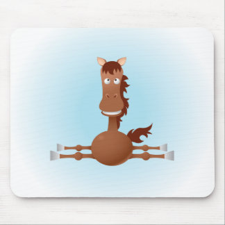 Cute Horse Mousepad
