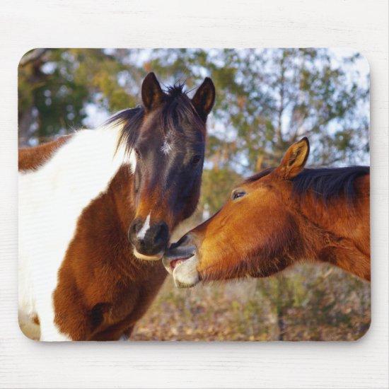 Cute Horse Mousepads