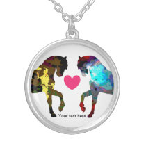 Cute Horse Necklace