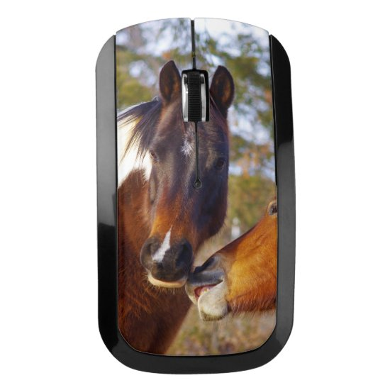 Cute Horse Wireless Mouse