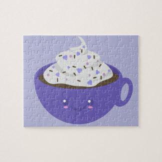 Cute Hot chocolate Jigsaw Puzzle