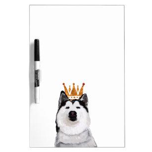 Royal Crown Dry Erase Presentation & Message Boards | Zazzle