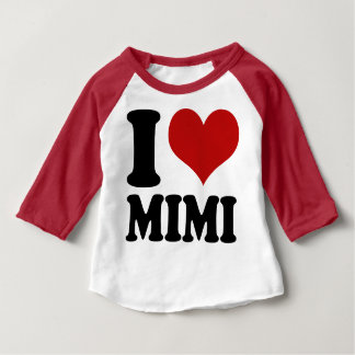 Cute I Heart Mimi T Shirt