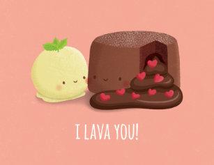 Birthday Card Food Puns ~ Food pun posters zazzle