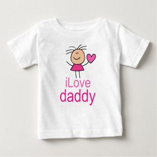Cute I Love Daddy T-shirt