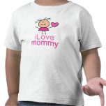 Cute I Love Mommy T-shirt