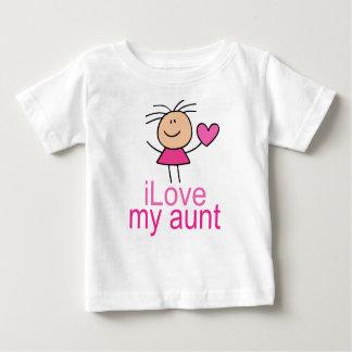 Cute I Love my Aunt T-shirt