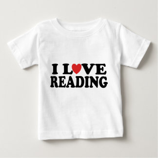 Cute I Love Reading T-shirt