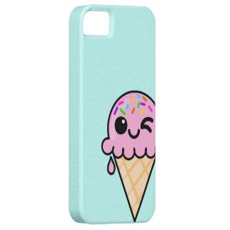 Cute Ice Cream iPhone 5 Case