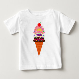 Cute ice cream tshirt