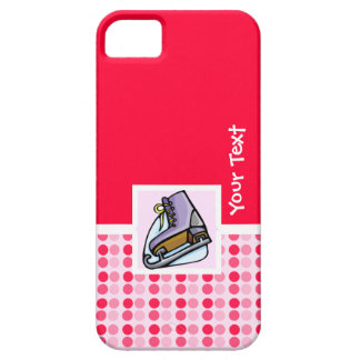 Cute Ice Skate iPhone 5 Cover