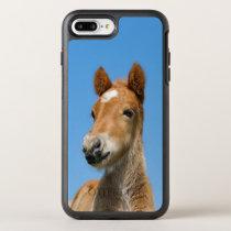 Cute Icelandic Horse Foal Pony Head Front Photo - OtterBox Symmetry iPhone 8 Plus/7 Plus Case